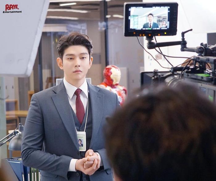 Yoon Kyun Sang.
