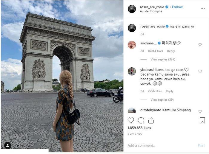 Jisoo (Black Pink) phê bình kỹ năng chụp ảnh của quản lý trên Instagram ảnh 6
