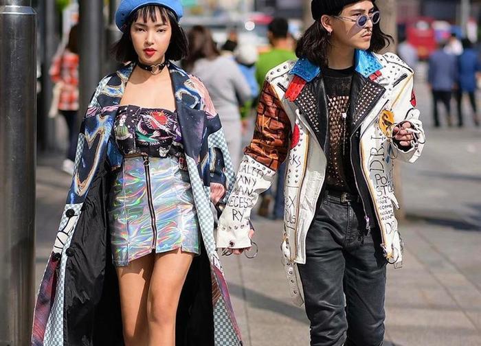 Châu Bùi đã tham gia nhiều sự kiện thời trang trong nước với tư cách là một hot girl, biểu tượng thời trang. Phong cách của cô rất mới lạ. Ấn tượng nhất là trong 4 ngày tham dự Seoul Fashion Week (tháng 10/2016), Châu Bùi và bạn trai Decao đã ghi dấu ấn với khả năng biến hóa phong cách đa dạng và cách phối hợp trang phục hết sức ăn ý. 2 người đã xuất hiện trên khoảng 10 đầu báo và các blog thời trang uy tín bậc nhất như Vogue, Elle, Harper's Bazaar, W, Highsnobiety, The Business of Fashion… trong những ngày Seoul Fashion Week.
