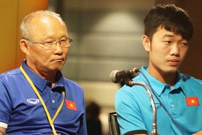 HLV Park Hang Seo và Xuân Trường từ chối bạc tỷ.