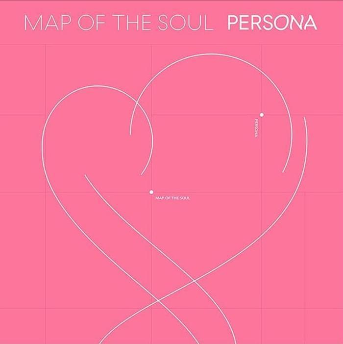 Album Map of the Soul: Persona cũng leo 74 hạng và giữ vị trí #61.