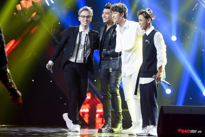 HLV Hồ Hoài Anh tự đặt luật chơi, màn loại bất ngờ nào sẽ xảy ra cuối vòng Đối đầu The Voice 2019? ảnh 4