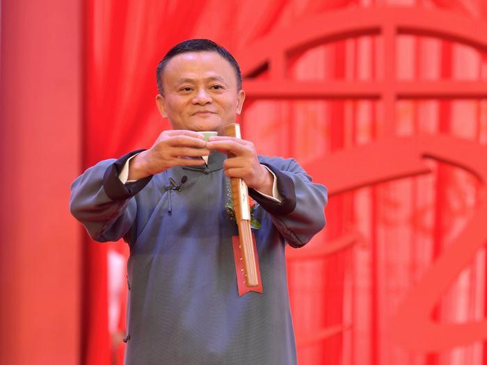 Thông thường, Jack Ma là người chủ trì buổi lễ.