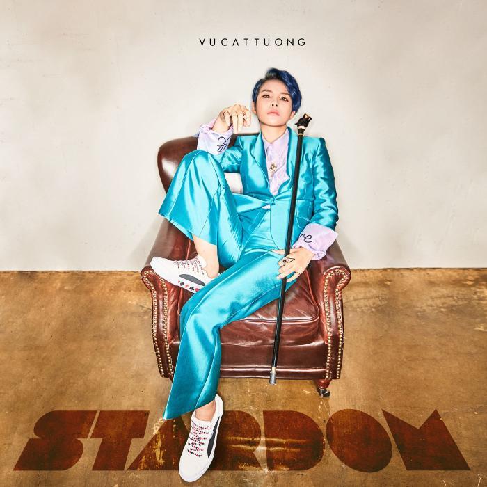 Vũ Cát Tường từng có màn comeback thành công năm 2018 với album Stardom và Stardom Concert.