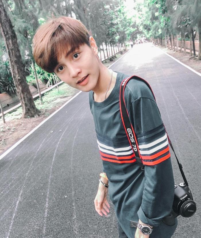 Xuất hiện thiên thần ở Hoa hậu chuyển giới Thái Lan 2019, và đây là hình ảnh khiến fan nữ khóc một dòng sông ảnh 12