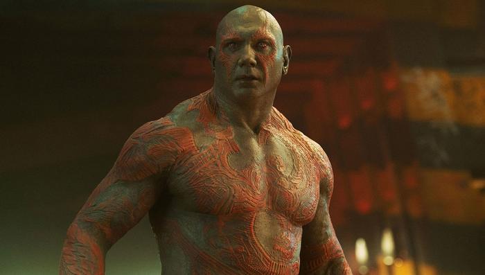 Drax không thể giết Thanos để trả thù cho vợ và con mình.