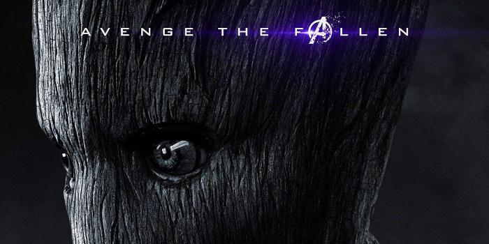 Groot là một trong những nhân vật bị hóa tro sau cú búng tay của Thanos.