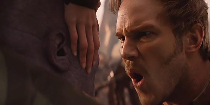 Star Lord đã phá vỡ kế hoạch của Iron Man khi chạm trán với Thanos trên chính hành tinh của hắn.