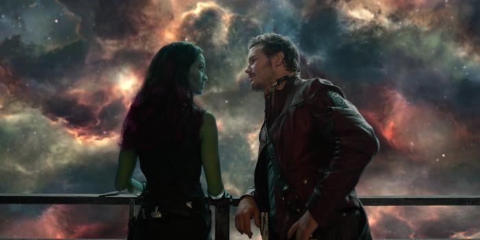 Cặp đôi lãng mạn bậc nhất vũ trụ Marvel.