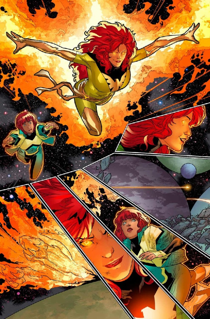 Phoenix Force  kẻ thù tối thượng của các dị nhân trong X-Men: Dark Phoenix là ai? ảnh 3