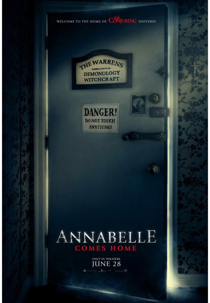"""Poster """"Annabelle Comes Home"""""""