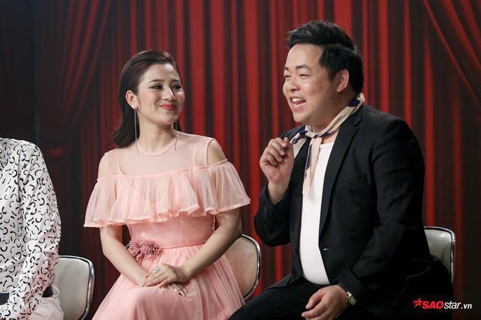 Quang Lê - Tố My khen ngợi dàn học trò của đội Ngọc Sơn - Giang Hồng Ngọc.
