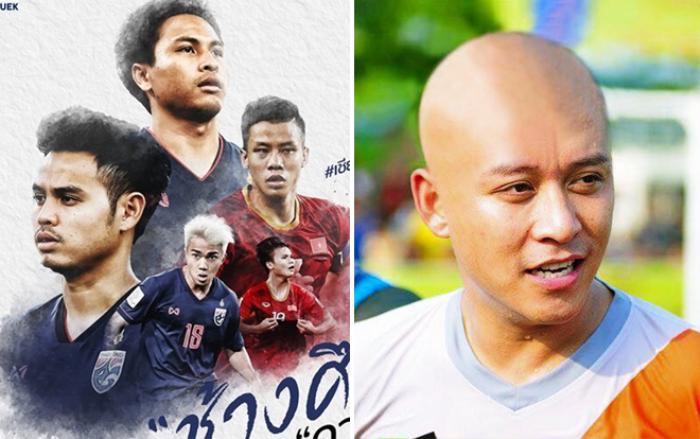 CĐV Thái Lan: 'Nếu Việt Nam thua Thái Lan, fan Việt có cạo đầu giống Tuấn Hưng?'