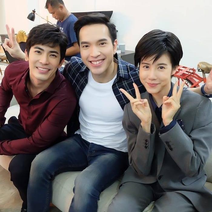 Trở lại màn ảnh, Esther Supreeleela nhận 2 dự án phim truyền hình với hai nam thần cực phẩm Thái Lan ảnh 11