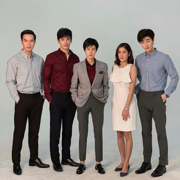 Trở lại màn ảnh, Esther Supreeleela nhận 2 dự án phim truyền hình với hai nam thần cực phẩm Thái Lan ảnh 12