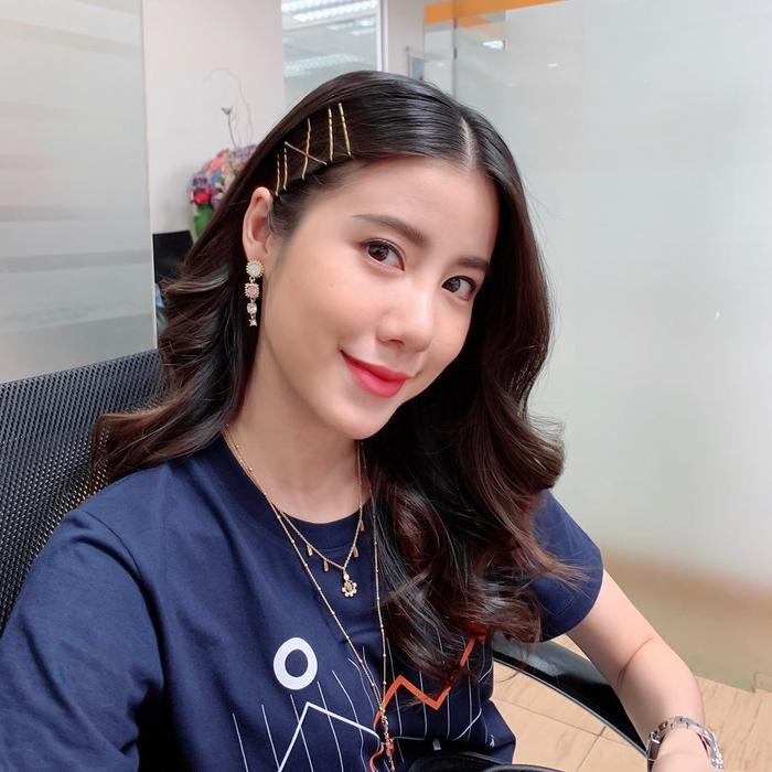 Trở lại màn ảnh, Esther Supreeleela nhận 2 dự án phim truyền hình với hai nam thần cực phẩm Thái Lan ảnh 5