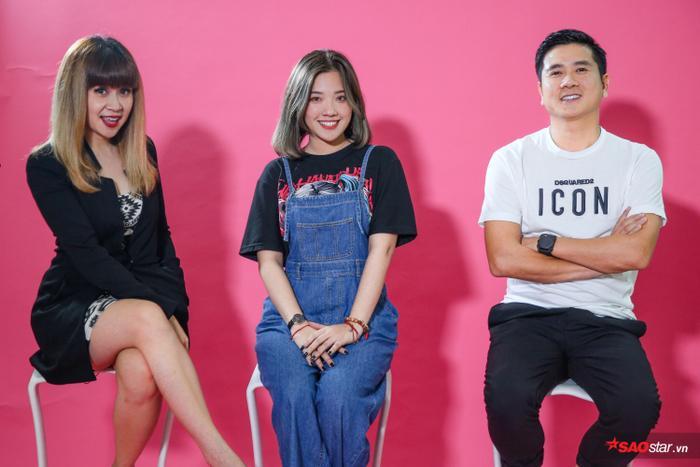 Bộ ba Lưu Thiên Hương – Fanny – Hồ Hoài Anh mang đến môt buổi giao lưu thú vị cho người hâm mộ.