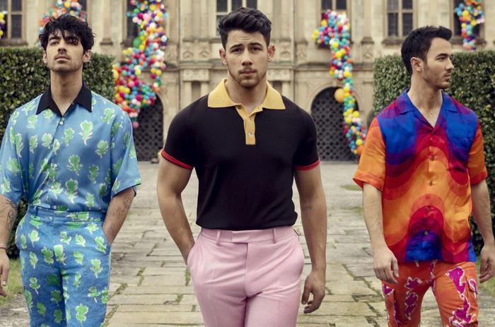 Jonas Brothers vừa tái hợp đã đạt được nhiều thành công.
