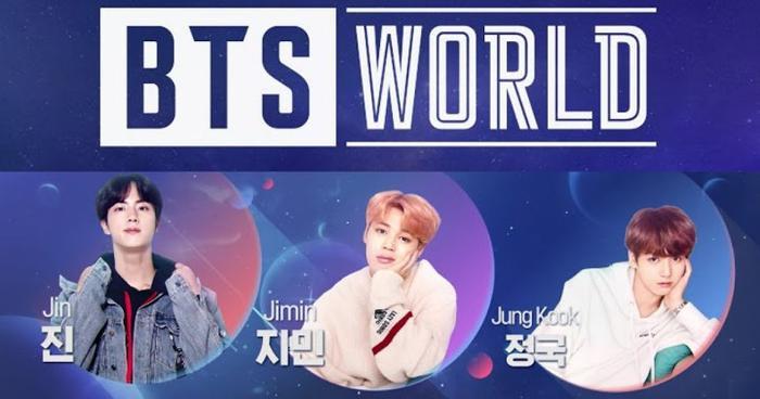 Jimin, Jungkook, Jin sẽ thể hiện bản nhạc nền đầu tiên