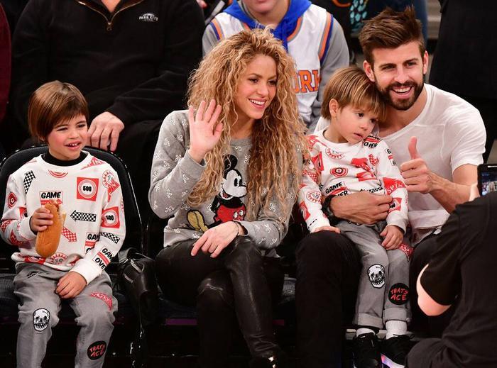 Sau nhiều lần rạn nứt, Shakira và Gerard Piqué đã trở lại cuộc sống hạnh phúc bên nhau.