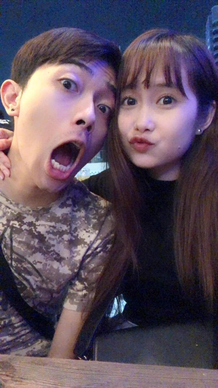 Trước đám cưới, hãy cùng nhìn lại những khoảnh khắc ngọt ngào của Cris Phan và bạn gái hơn tuổi Mai Quỳnh Anh ảnh 8