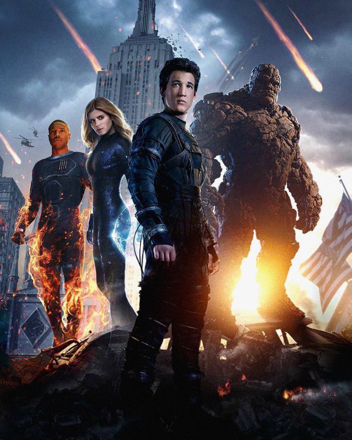 'Fantastic Four' lên kế hoạch reboot tại MCU vào năm 2022.