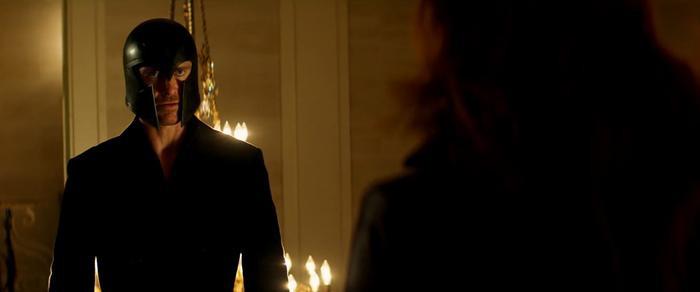 """Phe Magneto đã """"hoàn lương"""" cho đến khi Jean xuất hiện."""