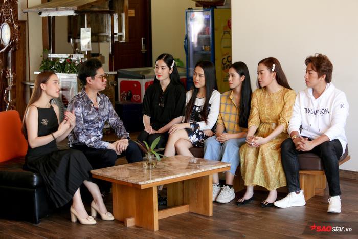 5 MV của đội Ngọc Sơn - Giang Hồng Ngọc sẽ thử thách khả năng diễn xuất củaMinh Dũng - Thái Ngân - Phương Ý - Trương Lynh - Như Ý.
