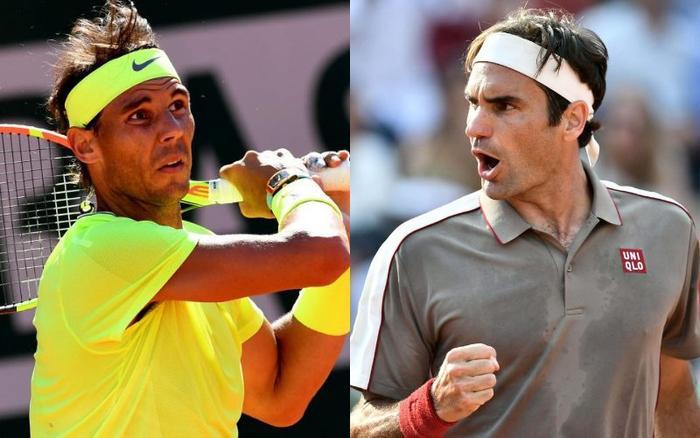 Nadal dễ dàng đánh bại Federer sau gần 3 giờ thi đấu.