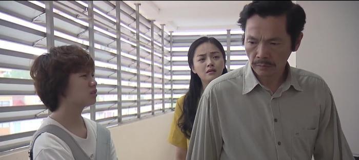 Tập 40 phim Về nhà đi con: Nghi oan cho Huệ, ông Sơn ngậm ngùi khi biết bản chất thật của Khải ảnh 9