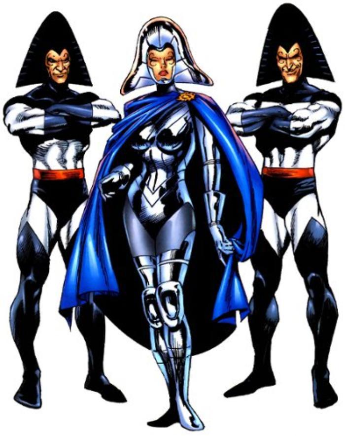 Hé lộ nguồn gốc tộc người ngoài hành tinh bí ẩn trong 'X-Men: Dark Phoenix'