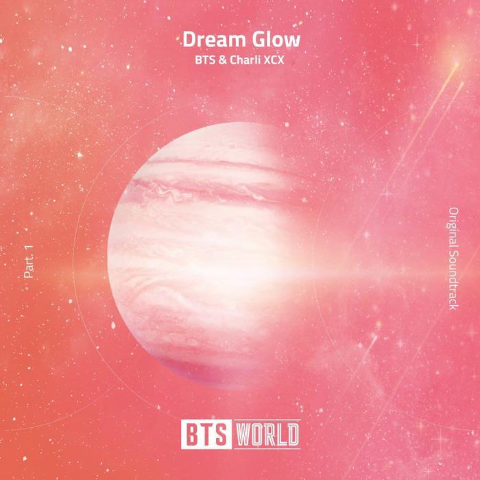 BTS và Charli XCX hợp tác trong ca khúc Dream Glow.