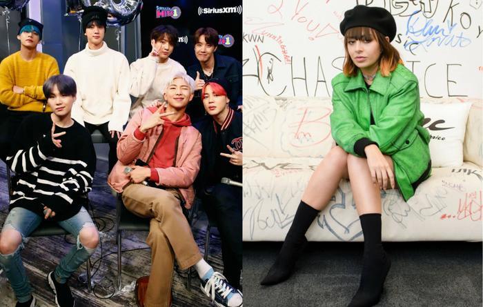 BTS và Charli XCX đã cùng nhau sáng tác Dream Glow.