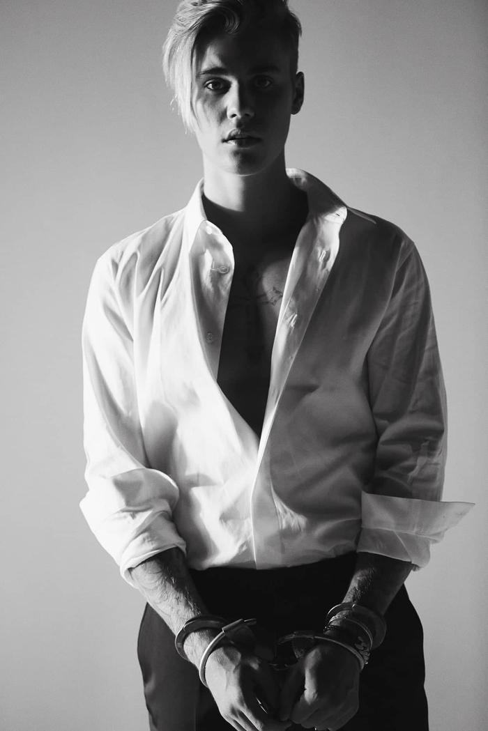 Justin Bieber có màn lột xác ngoạn mục trong Purpose.