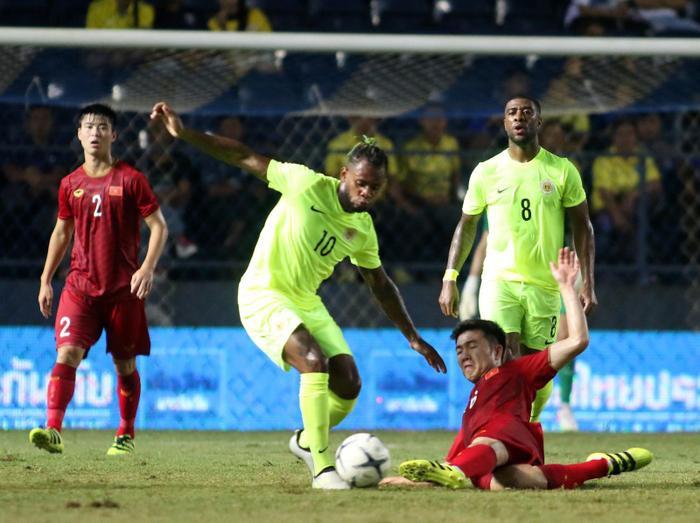 Hai trận đấu có đội tuyển Việt Nam thi đấu tại King's Cup 2019 đều có số lượng người xem ấn tượng.