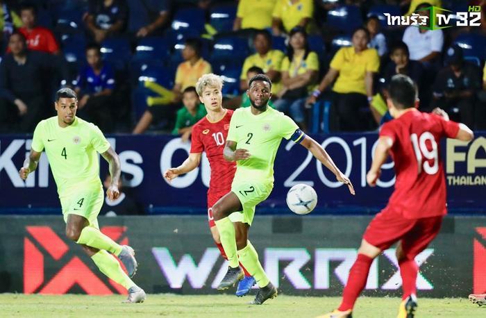 Tuy không giành cup vô địch trong giải King's Cup nhưng Việt Nam đã để lại ấn tượng sâu sắc với CĐV Thái Lan cũng như CĐV châu Á.