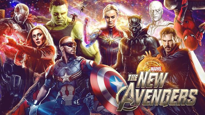 Giai đoạn 4 là thời kì của những siêu anh hùng mới.
