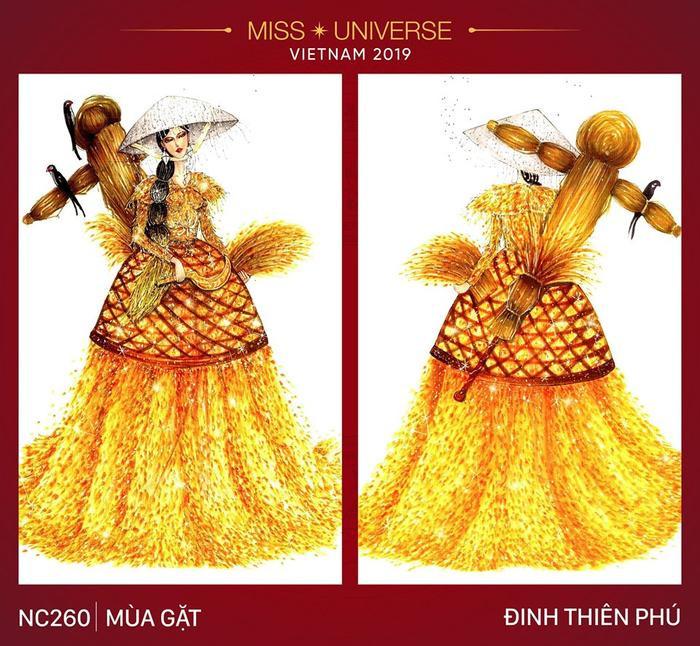 Đinh Thiên Phú - Chàng design của hàng loạt 'bom tấn' quyết đem Mùa gặt chinh chiến tại Miss Universe 2019