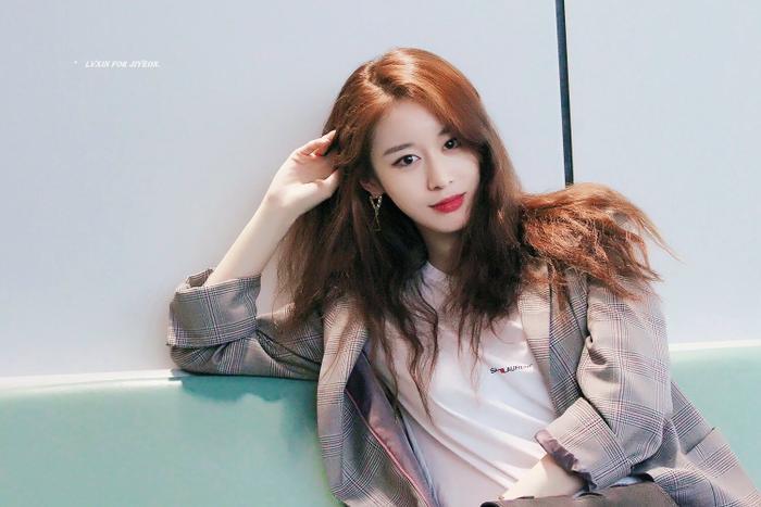 Jiyeon là người được bình chọn nhiều nhất.