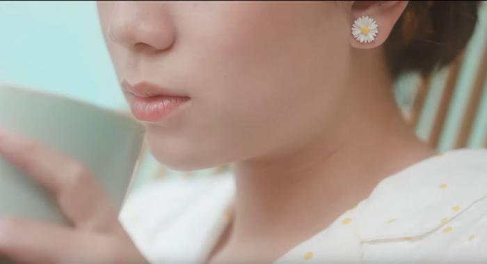 Loạt hình ảnh nữ tính đến ngỡ ngàng của Bảo Hân - diễn viên phim Về nhà đi con.