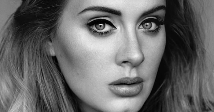 """Thành tích này của Adele chắc chắn khiến nhiều người """"ngã mũ""""."""