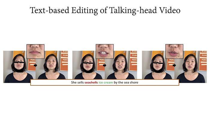 """Công cụ đặc biệt mà các nhà khoa học vừa tạo ra có thể """"chỉnh sửa những gì người khác đã nói trong video"""""""