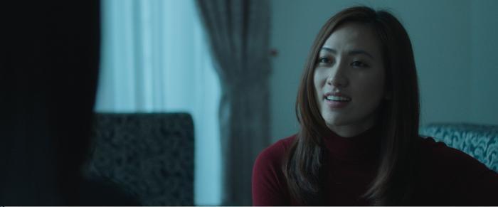 Phương Anh Đào làm mẹ đơn thân, Đan Trường là Cha ma' trong phim kinh dị? ảnh 1