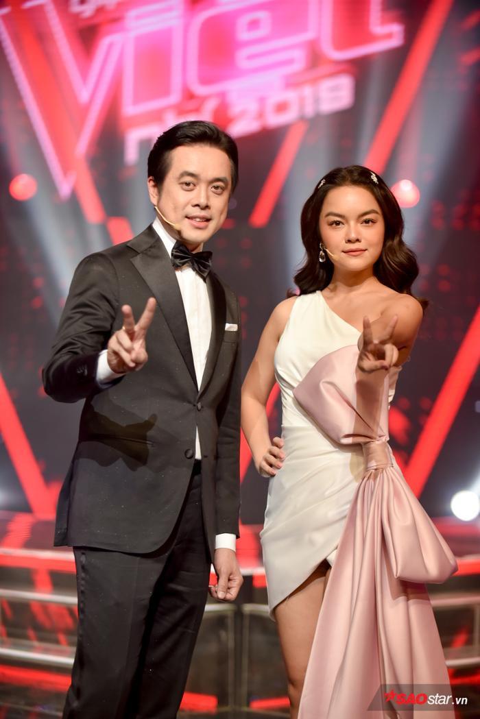 Dương Khắc Linh sẽ đồng hành cùng Phạm Quỳnh Anh.
