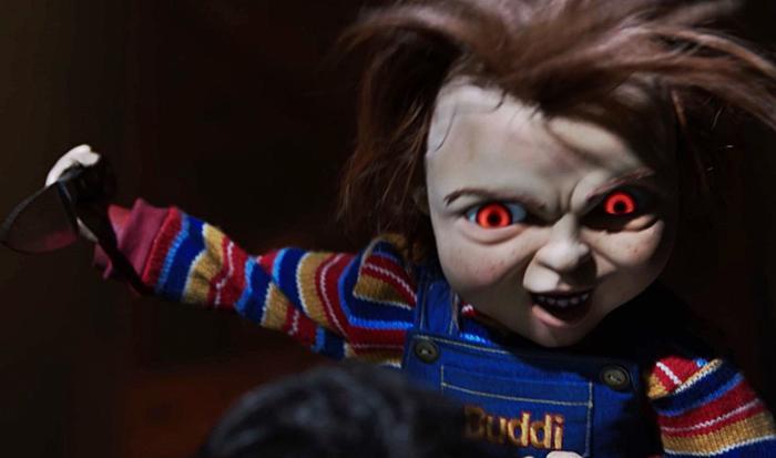Mark Hamill cảm thấy khá căng thẳng khi lồng tiếng cho Chucky trong bộ phim chuyển thể Child's Play