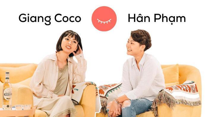 Giang Coco sẽ được ghép đôi với Hân Phạm.