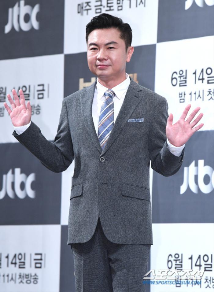 Shin Min Ah đọ sắc Lee Elijah, cùng loạt sao hạng A dự họp báo phim 'Advisor'