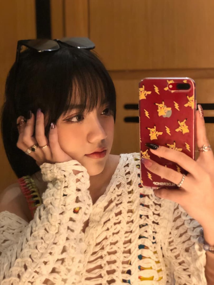 Rapper Khói chính thức công khai bạn gái mới xinh như hotgirl, dân tình bất ngờ lại réo tên Vũ Tường Vân! ảnh 10