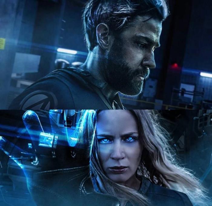 Rộ tin đồn Marvel đang để mắt đến John Krasinski, Emily Blunt và Liam Hemsworth cho Fantastic Four ảnh 3