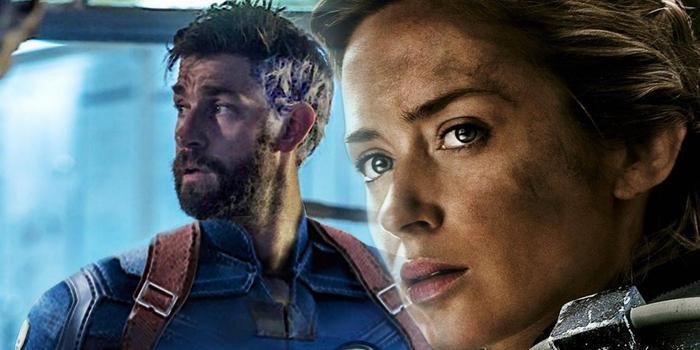 Rộ tin đồn Marvel đang để mắt đến John Krasinski, Emily Blunt và Liam Hemsworth cho Fantastic Four ảnh 4